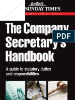 47364841 the Company Secretary Handbook