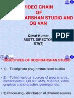 (5) Tv Studio Chain
