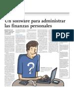 Un Software Para Administrar Los Gastos Person Ales