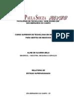 07 - Modelo- RF - Relatório  Final 2011