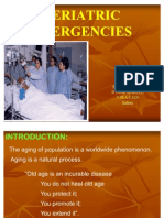 Geriatric Emergency