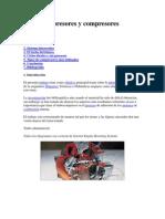 Turbocompresores y compresores
