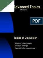 a - Advanced Topics