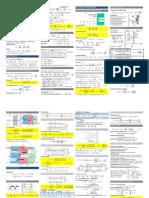 Zusammenfassung Felder Und Komponenten II ITET Lukas Cavigelli