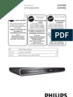 Philips Dvp5990_37 User Guide