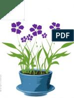 plantilla planta imprimible