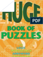 Huge Book of Puzzles