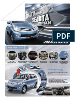 All New Avanza FLYER