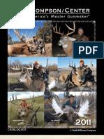 2011 Thomson/Center Catalog