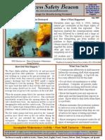 2005 07 Piper Alpha Oil Platform Destroyed