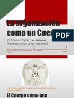 The Organization as a Body