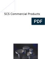 Presentation SCS Products