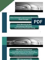Plano de Negócios International CMO Brasil Portugal Europa 2