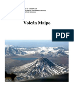informe Volcán Maipo