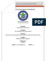 Ensayo_Arquitectura de Procesos y PAD