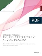 TV LG 2011-ita