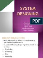 System Designing