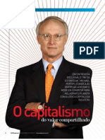 HSM 88 O Capitalismo Do Valor Compartilhado - Porter