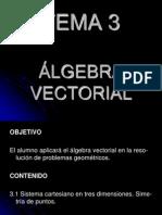 Tema 3 Algebra Vectorial