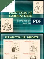 Caracteristicas Reporte Laboratorio