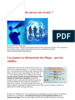 Le Journal Du Net Sur Les Blogs