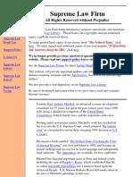 Fed Zone HTML