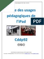 Guide des Usages Pedagogiques de l'iPad