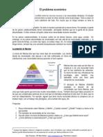 El Problema Economico y La Piramide de Maslow