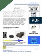 N330 Carbon Black Info Sheet