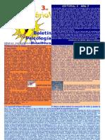 Boletín Psicología Positiva. Año 3 Nº 1