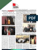Jornal O Mundial 2011 Novembro de 2011