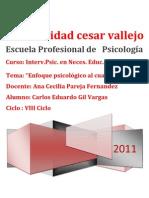 Carlos Gil - Enfoque Humanista
