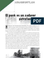 Eligiendo Muerte - Capitulo 1 - El Punk Es Un Cadáver Putrefacto