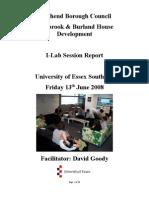 Southend Borough Council - Facilitate Report