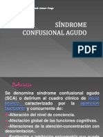 DX SINDROME CONFUSIONAL
