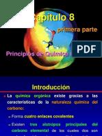 Capitulo 8A Principios de Quimica Organica