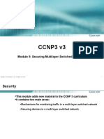 Mod9-Securing MLS Networks