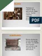 ALBAÑILERÍA Y TABLAROCA