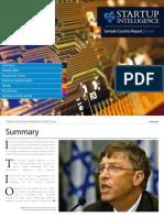 Startup Intelligence -- Israel