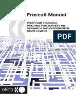 Manual de Frascatti
