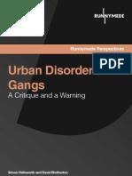 UrbanDisorderandGangs-2011