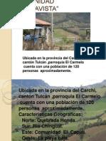 COMUNIDAD BUENAVISTA