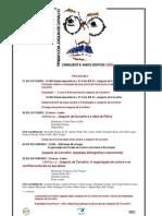 Programa - Homenagem Dr. Joaquim Carvalho
