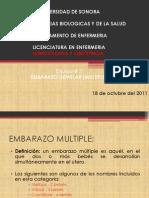 EMBARAZO GEMELAR pp