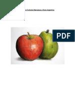 Manzanas y Peras Argentina