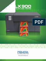 Primera LX900 Brochure