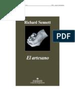 Sennett Richard El Artesano