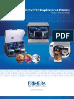Primera All Product Brochure