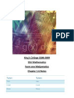 F1 1st Term Maths Teaching Materials (1st Edition)
