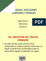 IV Unidad Afecciones Renales - Urinarias